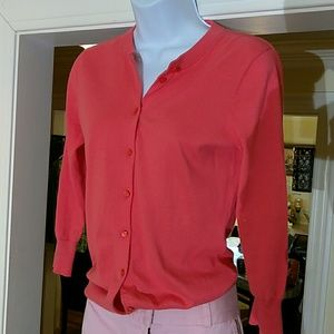 J. Crew ladies cardigan with buttons